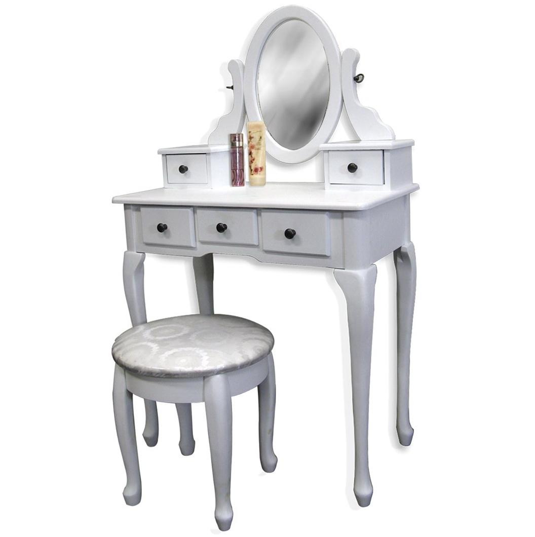 White Oval Mirror Ikea