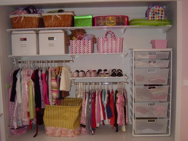 Bedroom Closet Organization Tips