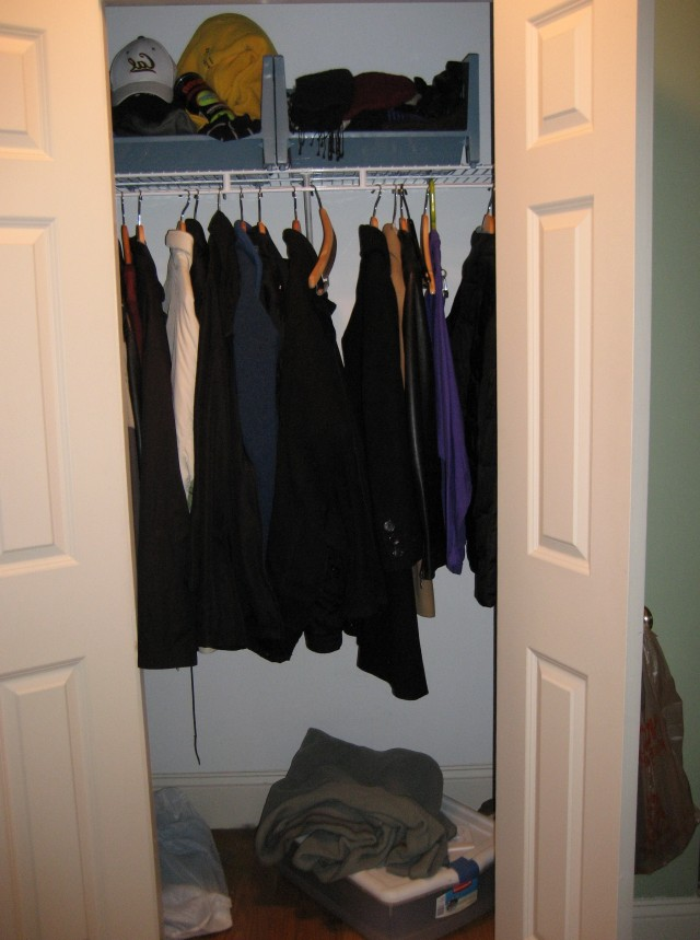Coat Closet Organization Systems