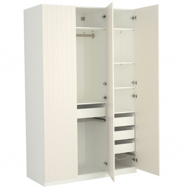 Free Standing Closet Systems With Doors