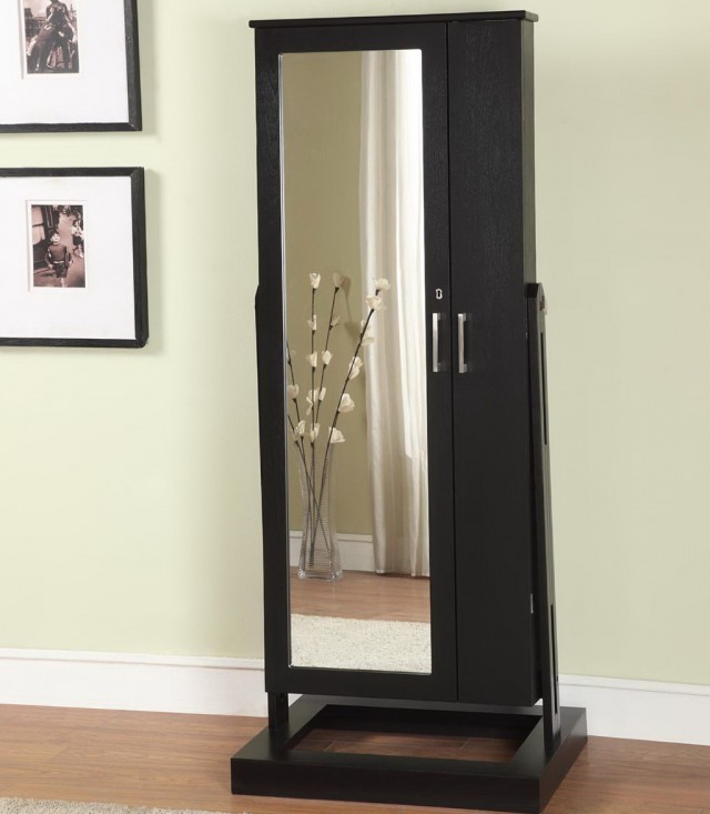Full Length Mirror Jewelry Cabinet Canada