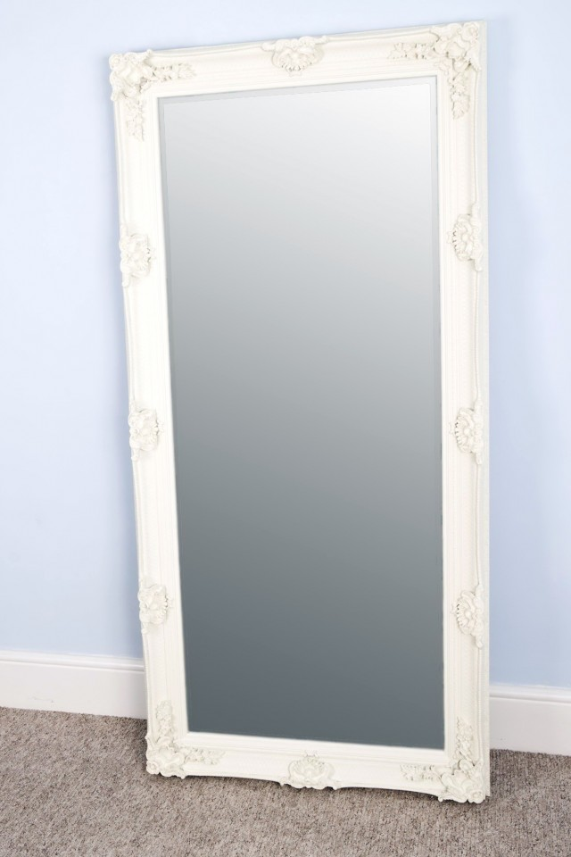 Large Free Standing Mirror Full Length