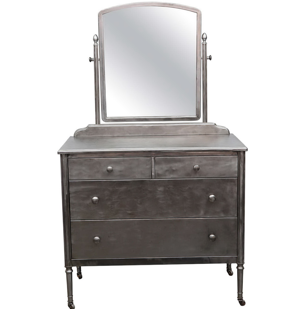 Mirror Above Chest Of Drawers