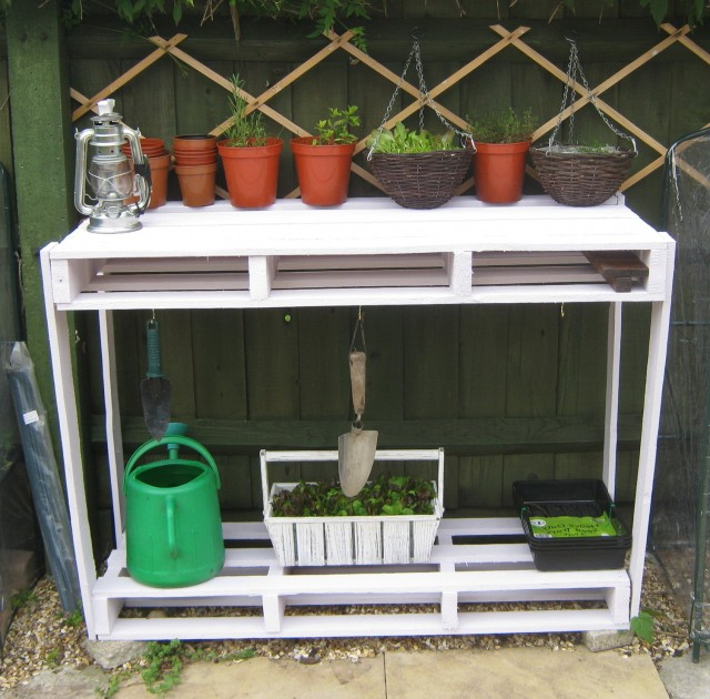 Potting Bench Ideas Pinterest