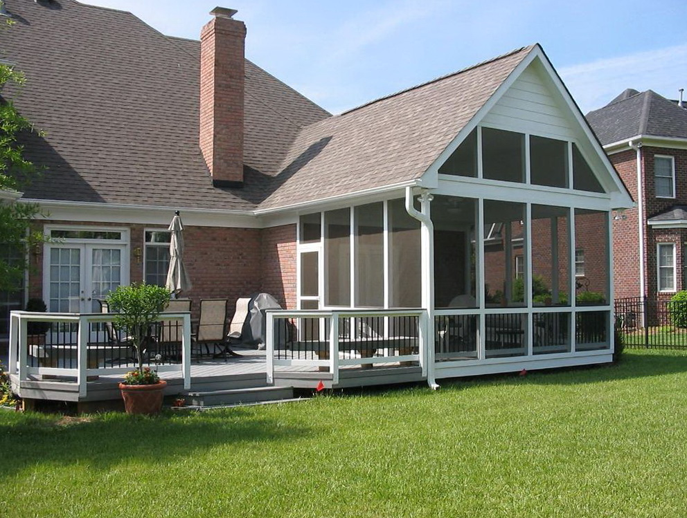 Screened In Decks And Porches
