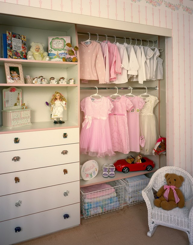 Small Closet Ideas For Girls