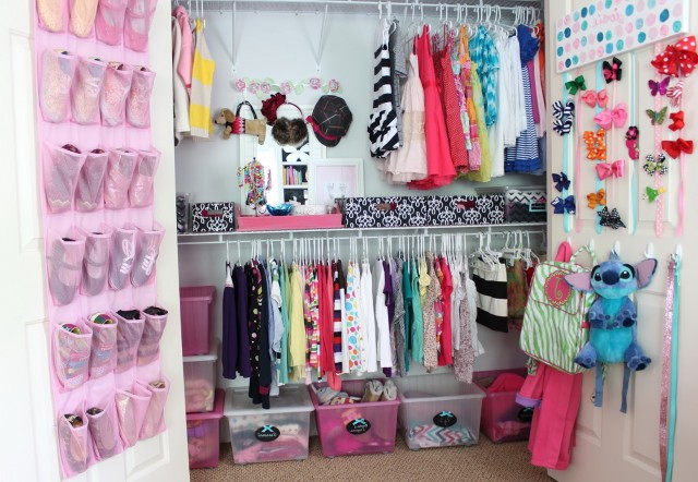 Small Closet Ideas For Teenage Girls