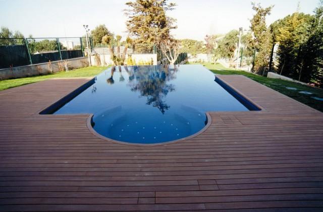 Swimming Pool Deck Plans