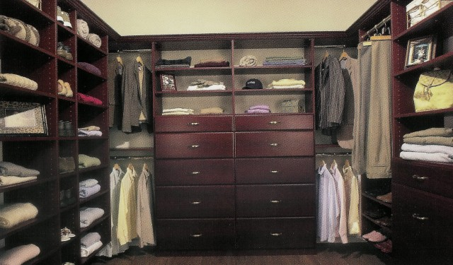 Walk In Closet Organizers Do It Yourself
