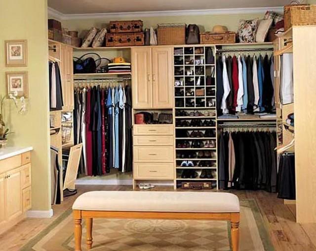 Walk In Closets Designs Ideas
