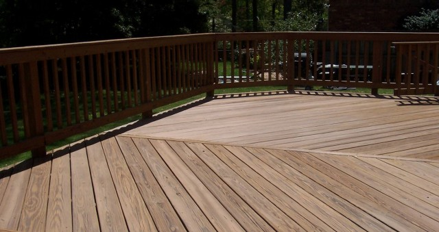 Wood Deck Coating Reviews