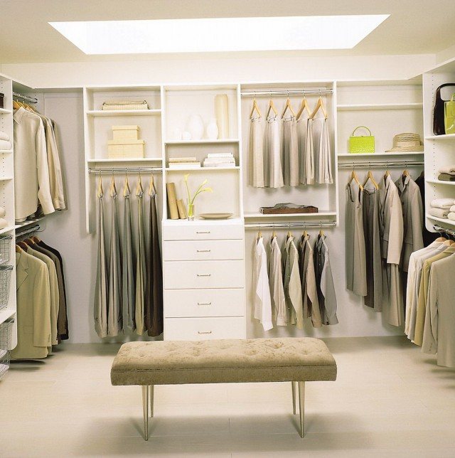 Diy Walk In Closet Ideas