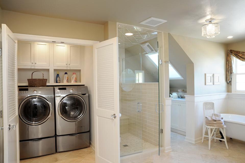 Laundry Closet Door Ideas