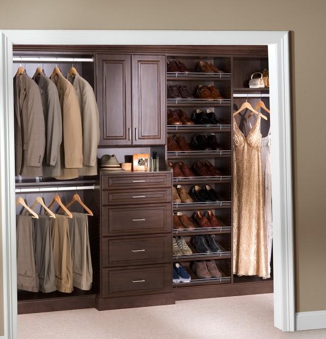 Small Closet Storage Solutions