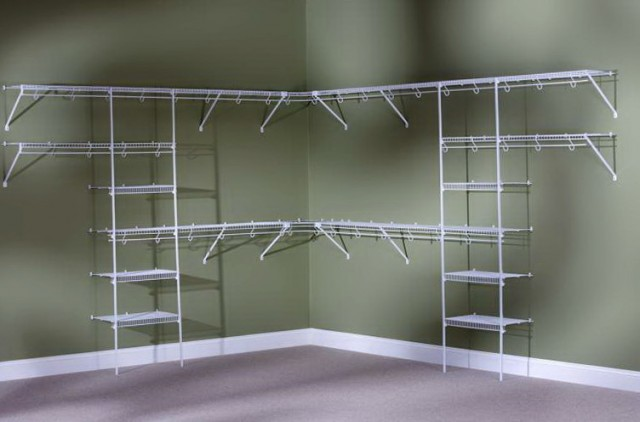 Wire Shelves For Closet