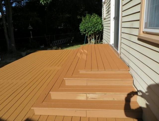 Behr Deck Restore Colors