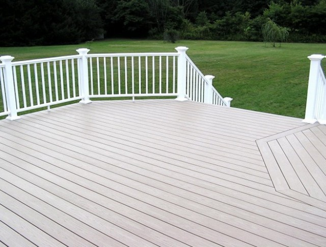 Best Composite Decking Material 2015