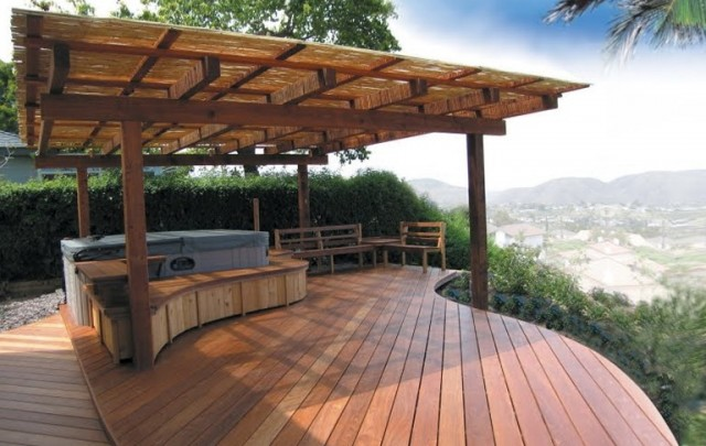 Decks And Patios Plans