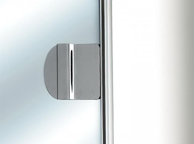 Mirrored Closet Door Handles