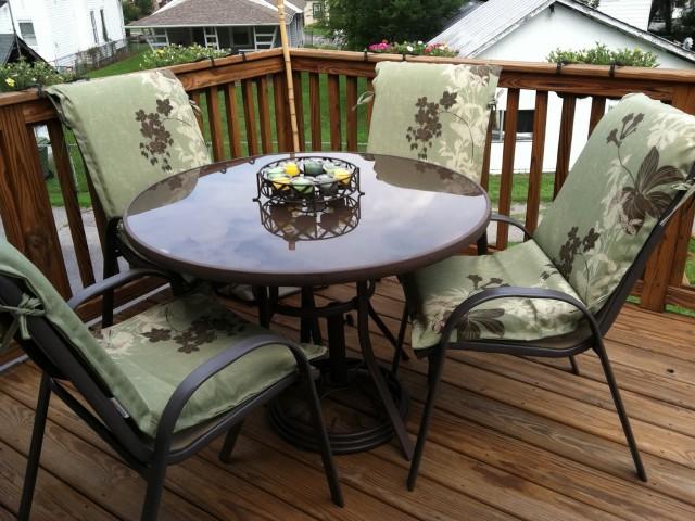 Patio Or Deck Furniture