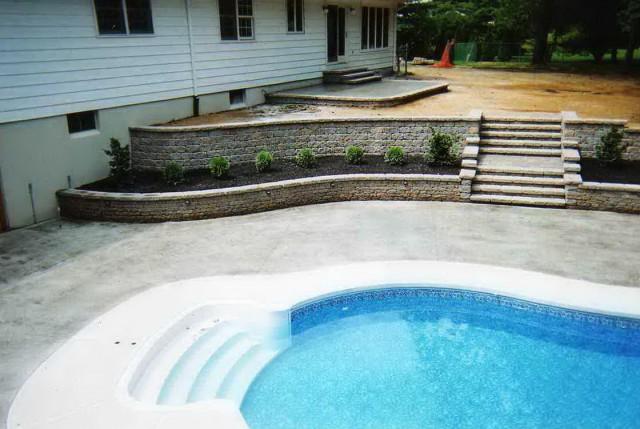 Rubber Pool Deck Reviews