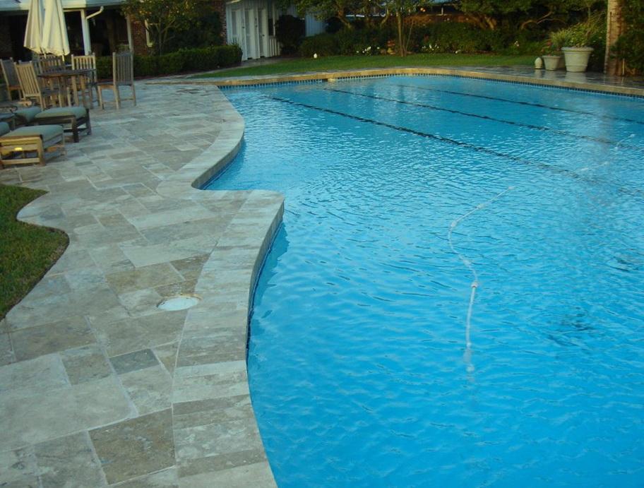 Swimming Pool Deck Tiles