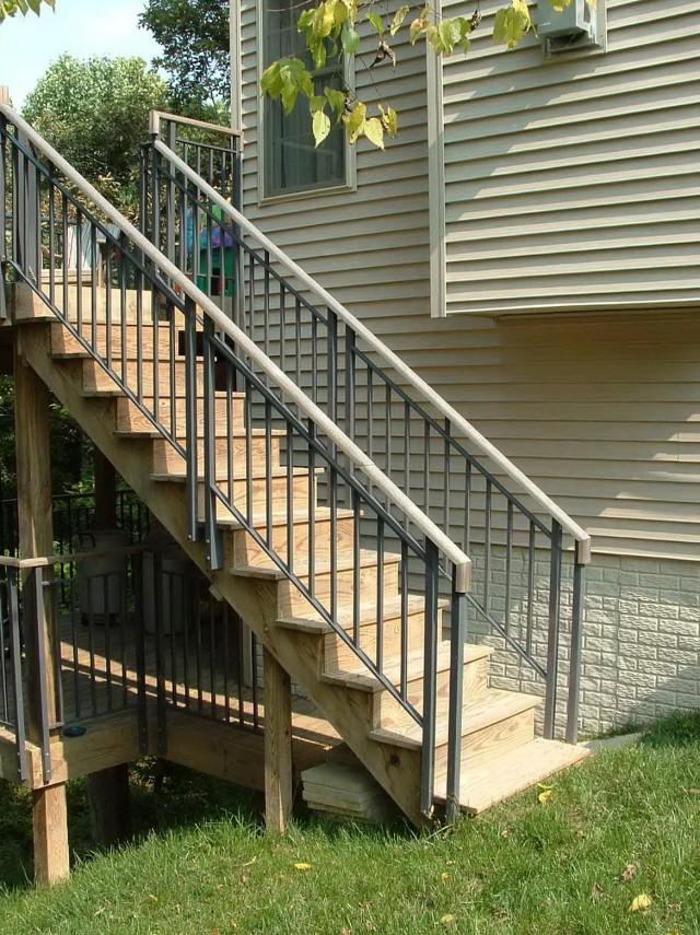 Aluminum Railings For Decks Salt Air