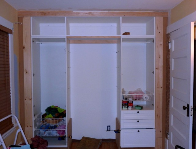 Built In Closet Systems Ikea