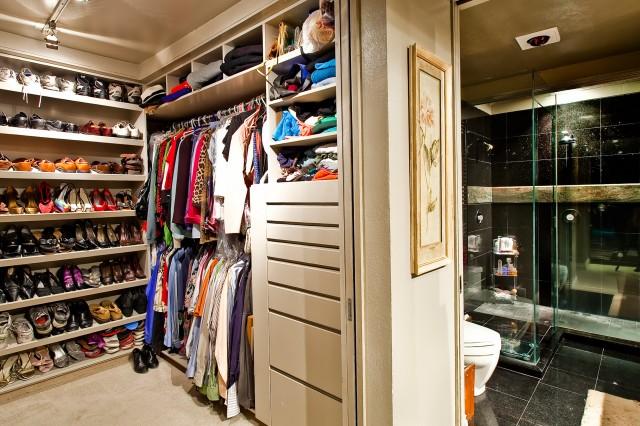 Closet Shoe Shelf Dimensions