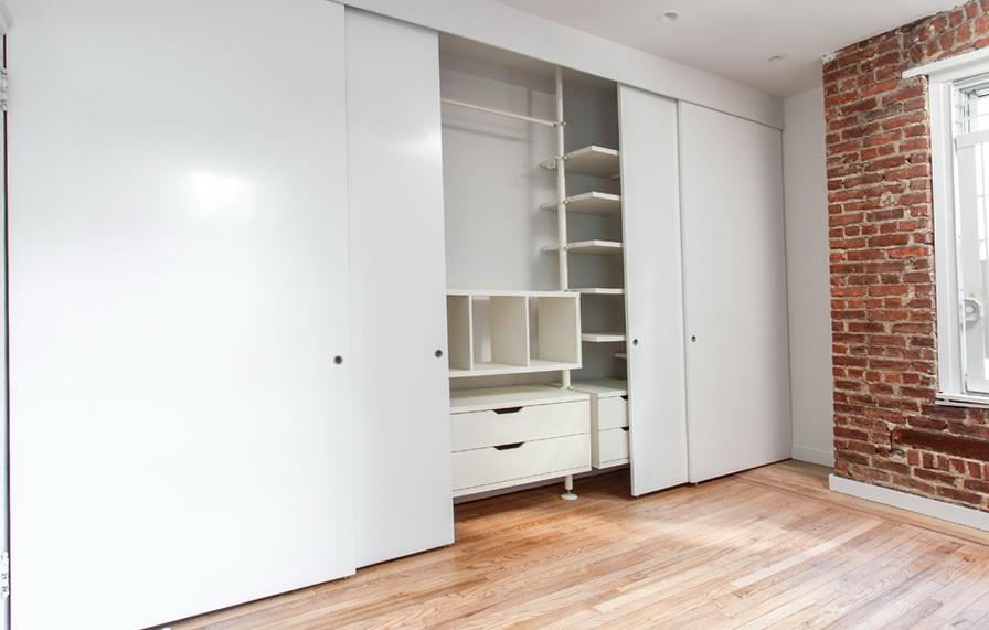 Custom Sliding Doors For Closets