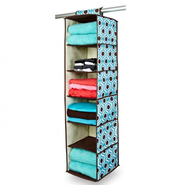 Hanging Closet Organizers For Clothes