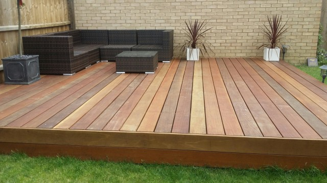 Non Wood Decking Alternatives