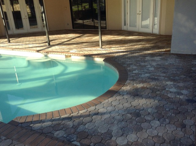 Pool Deck Pavers Tampa