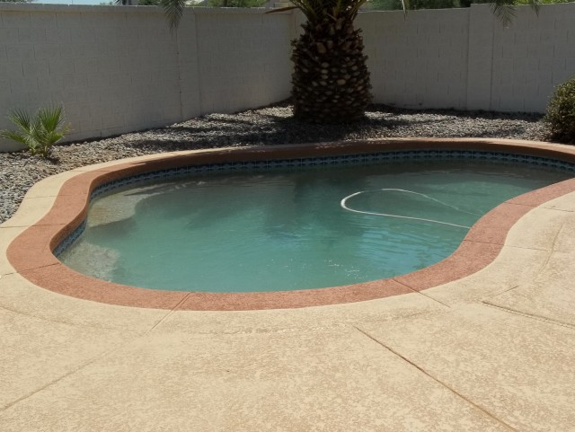 Pool Deck Repair Cost
