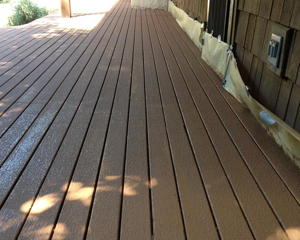 Restore Deck Coating Colors