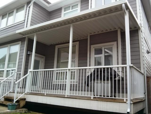 Aluminum Awnings For Decks