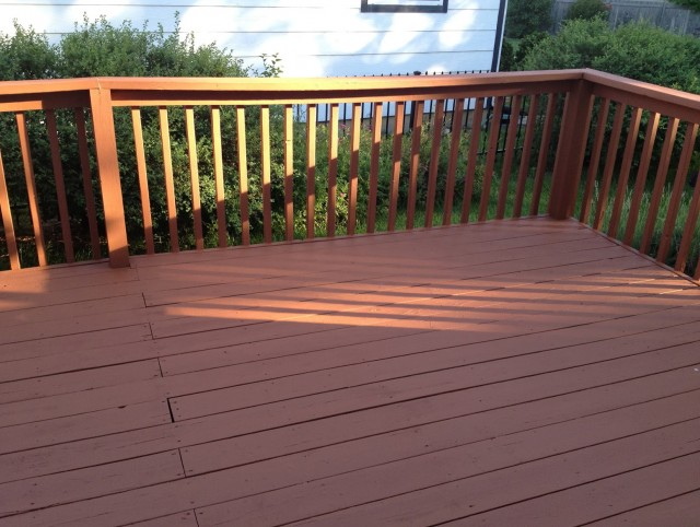 Behr Semi Transparent Deck Stain Reviews