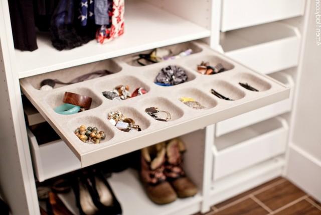 Closet Organizer With Drawers Ikea