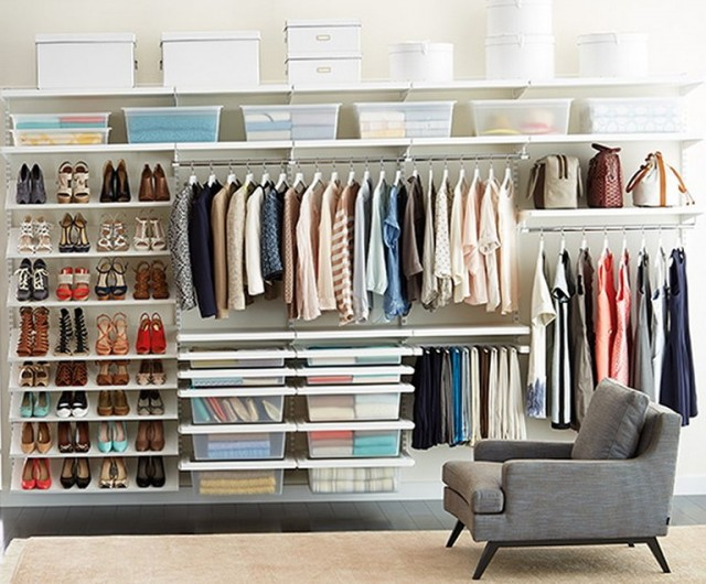 Container Store Closets Systems