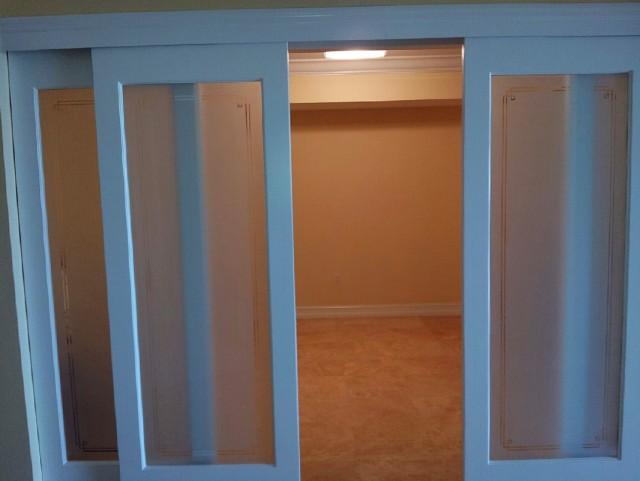 Custom Sliding Closet Doors Edmonton