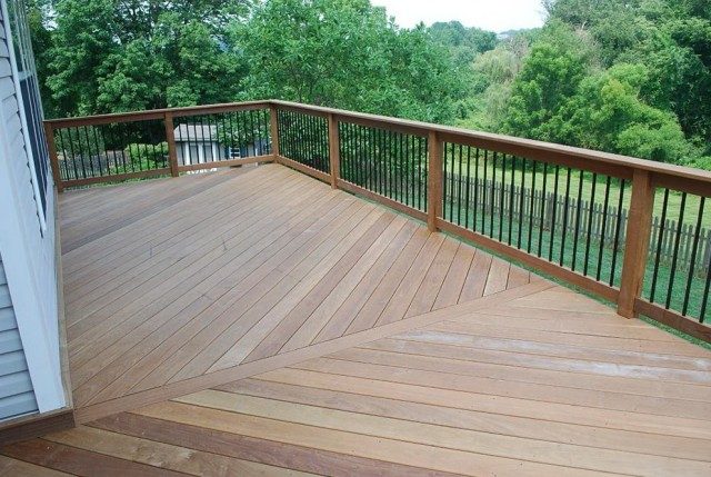 Deck Railing Ideas Balusters
