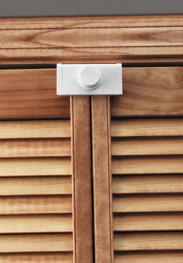 Folding Closet Door Lock