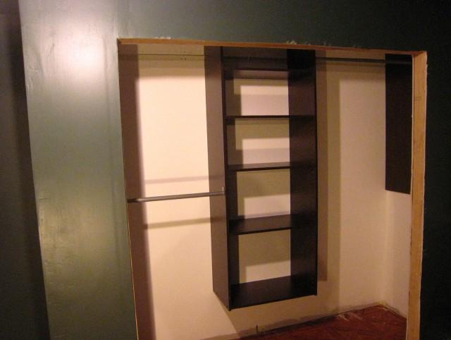 Home Depot Closet Systems Shelving