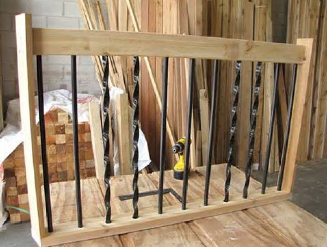 Metal Deck Balusters For Sale