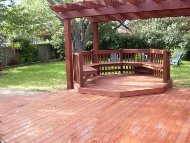 Patio Deck Designs Pictures