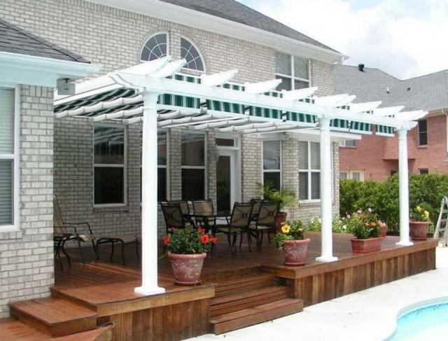 Patio Decks For Mobile Homes