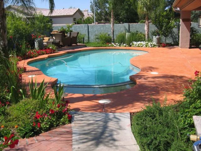 Pool Deck Paint Colors