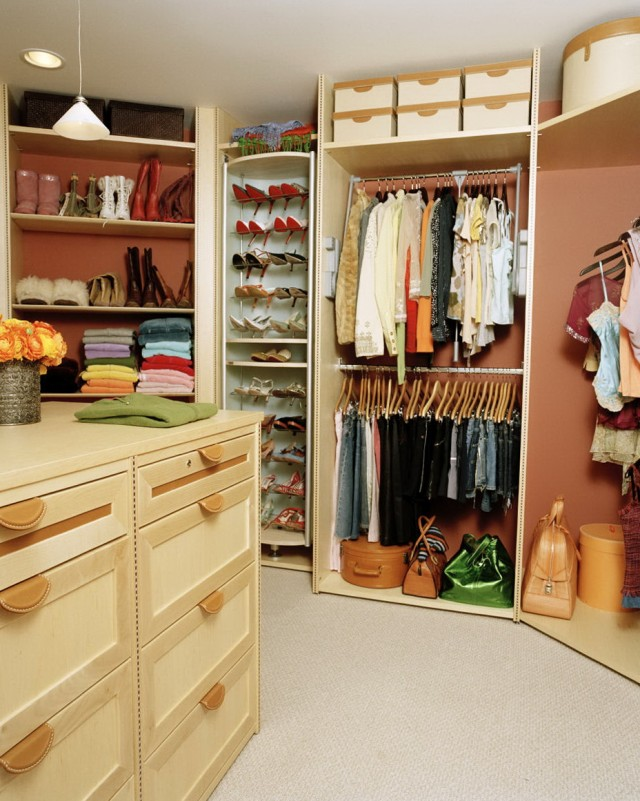 Shoe Storage Ideas For Small Closets