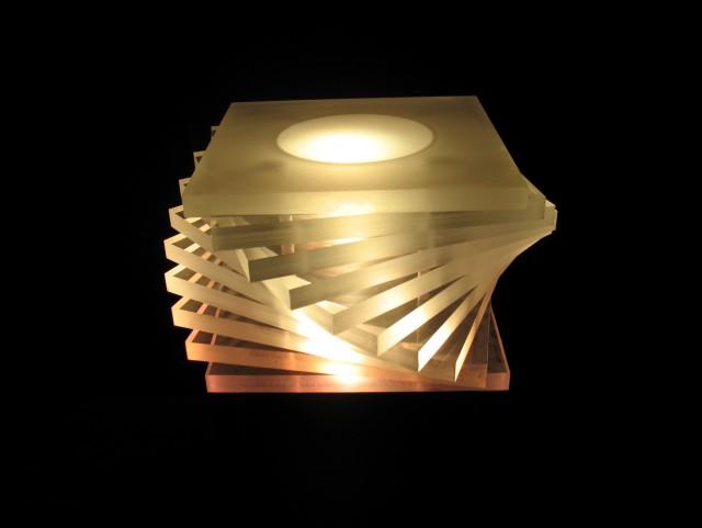 Solar Lights For Decks Post Cap
