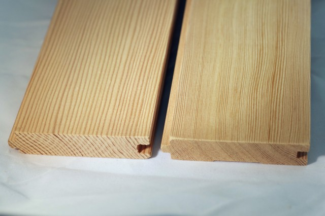 Tongue And Groove Roof Decking Long Spans
